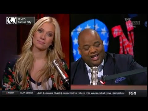 LaVar Ball Fan Calls from JAIL to Roast Kristine Leahy on The Herd