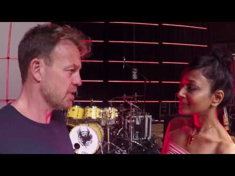 Presenter/Producer Lakshmi - Jason Donovan Interview Clips