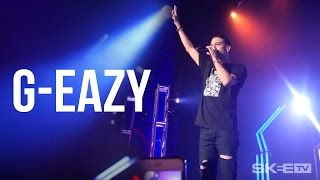 "G-Eazy ""I Mean It"" Live on SKEE TV"