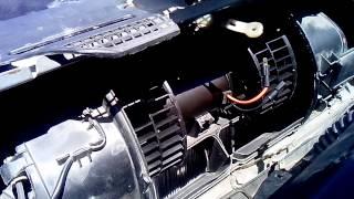Замена моторчика печки BMW e34. Часть 3(, 2014-06-11T14:04:28.000Z)
