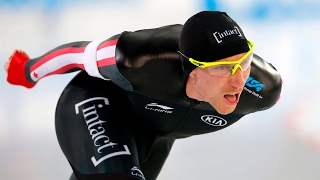 How Canada Made Ted-jan Bloemen A Champion Speed Skater