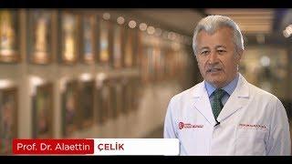 Prof. Dr. Alaettin ÇELİK - Çocuk Cerrahisi