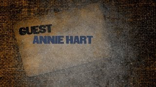 Bull Horn podcast #005 w/ Annie Hart