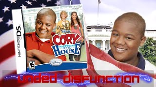 Cory in the House DS - Unded Disfunction