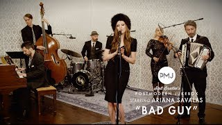 Bad Guy - Billie Eilish (Tango Style Cover) ft. Ariana Savalas