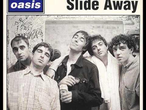 Oasis - Slide away (Backing Track).wmv