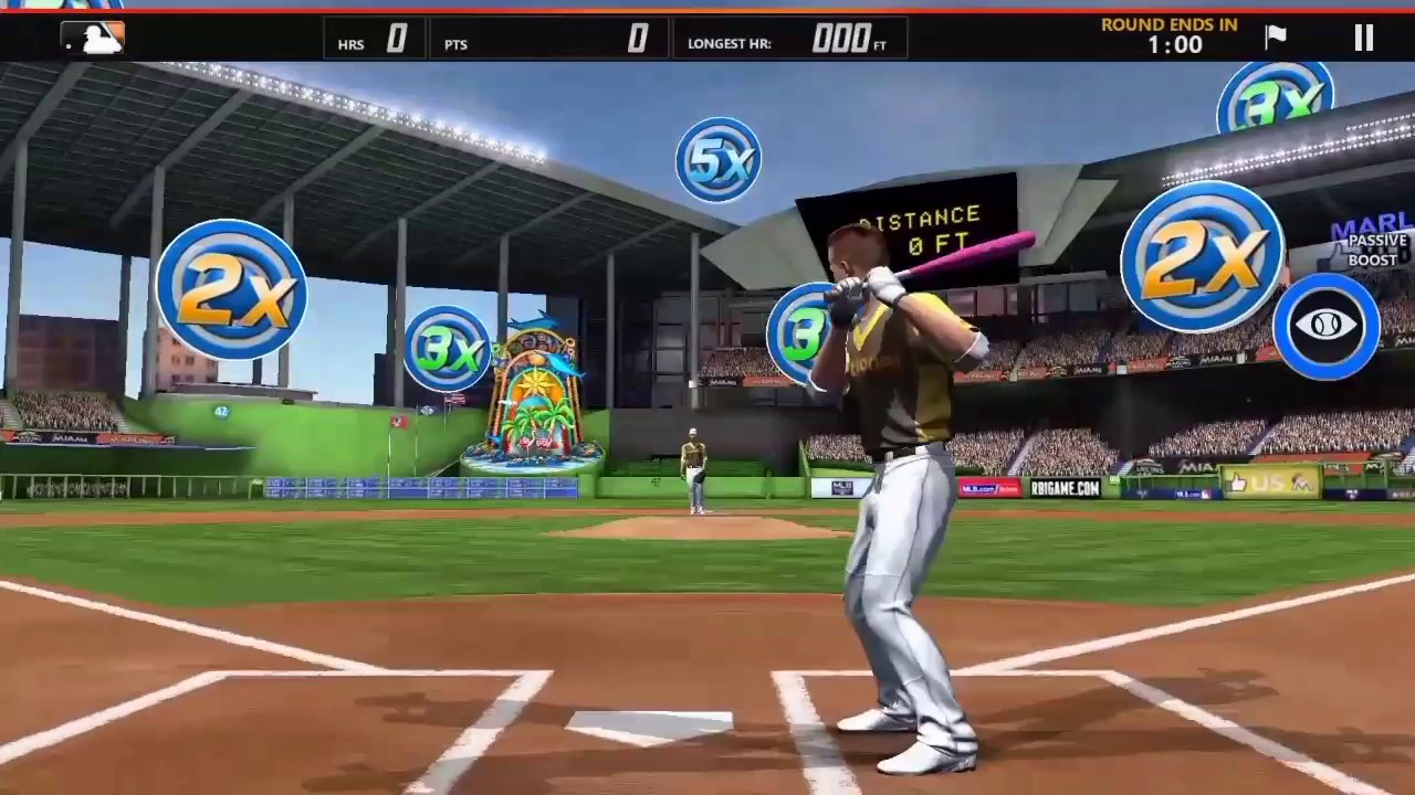 Mlb Home Run Derby 17 First Play Video Game Review