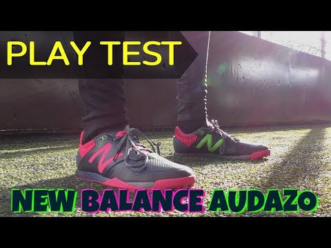 new products 87978 0f61d TESTING NEW Audazo 2 Range from New Balance! | Behind the Scenes in LONDON!  - YouTube