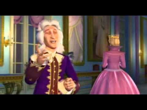 Barbie coeur de princesse comment refuser de m 39 pouser - Desanime de barbie princesse ...
