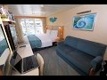 Allure Of The Seas Boardwalk-View Balcony Cabin Tour & Ship Tour