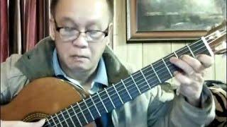 Thương Hoài Ngàn Năm (Phạm Mạnh Cương) - Guitar Cover by Hoàng Bảo Tuấn