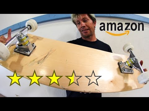 THE WORST REVIEWED BOARD ON AMAZON! - YouTube