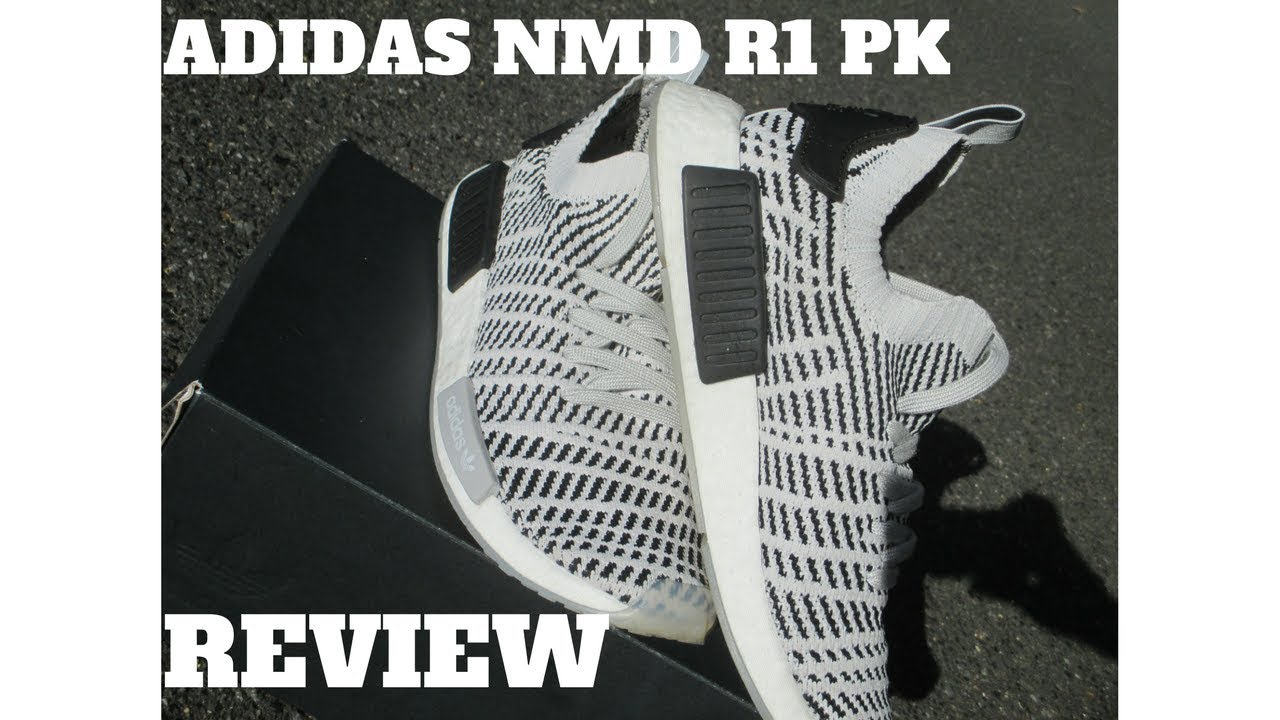 625f33637 2017 Adidas NMD R1 PK Review - YouTube