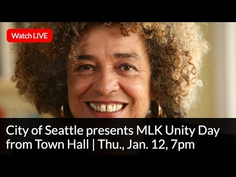 City of Seattle presents MLK Unity Day from Town Hall