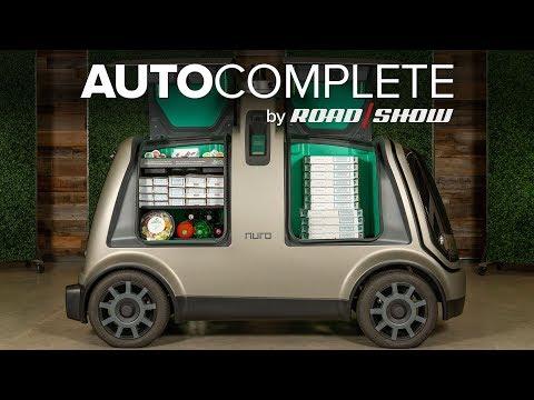 AutoComplete: Domino's and Nuro are partnering to deliver pizza autonomously