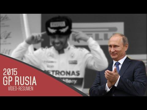 Resumen Del GP De Rusia 2015 [HD]