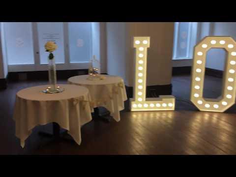 Trades Hall of Glasgow - New Wedding Decorations