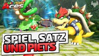 Spiel, Satz und Piets - ♠ Mario Tennis Aces ♠ - Nintendo Switch - Dhalucard