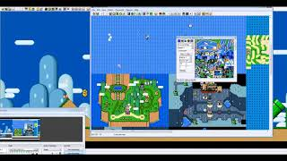 Super Mario World romhacking Overworld Editing (Part 1)