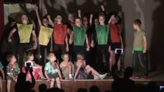 2017 06 17 Спектакль Урфин Джюс и его деревянные солдаты центркамера