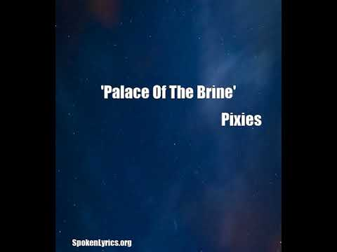 'Palace Of The Brine' (Pixies Cover) mp3