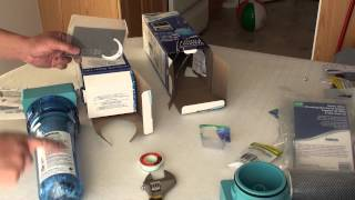 Easy to Build your own RV Water Filter System