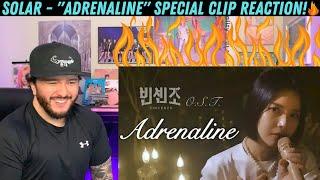 """Download SOLAR - """"Adrenaline"""" Special Clip Reaction!"""