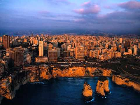 Beirut is the capital of Lebanon, pearl at the Mediterranean Sea