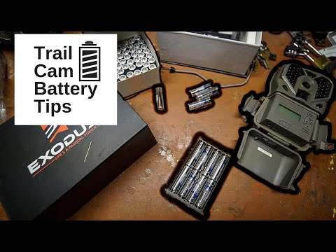 how-to-get-more-battery-life:-trail-camera-batteries
