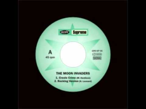 "MOON INVADERS ""Creole Crime"""