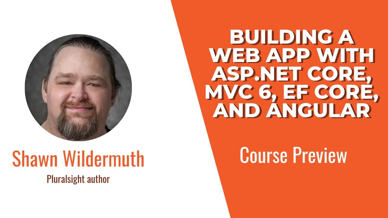 How to create web api in asp net core mvc using entity - Course Preview Building A Web App With Asp Net Core Mvc 6 Ef Core And Angular