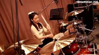Drummer.HH-An exercise video (연습영상(손풀기) 드럼혜현)