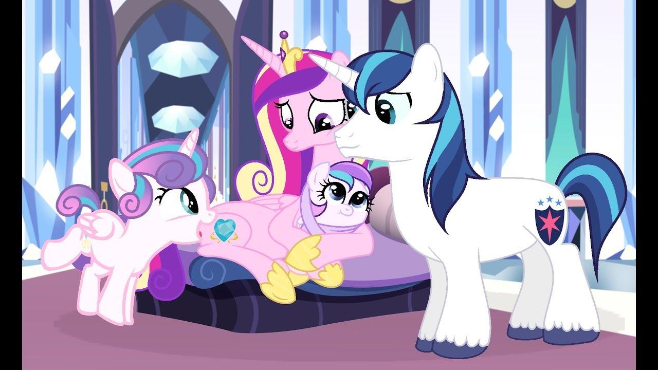 Princess Cadence Princess Cadence Shining Armor amp Flurry Heart