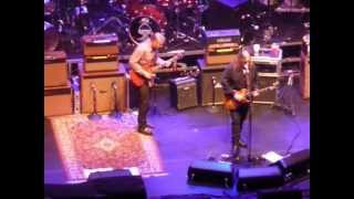 Allman Brothers Band, Beacon Theater.  3/1/13.   2 of 9.