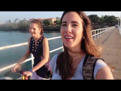 Vlog.. Primer dia de nuestro viaje a Isla Contadora/ La mejor pizza del mundo! 03 de marzo 2017