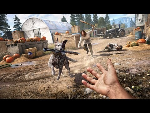Free Far Cry 5 Download code:XBOX ONE: Ps4: PC**100%**Working
