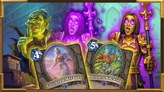 Hearthstone: New Combo Silence Super Priest | Saviors Of Uldum New Decks