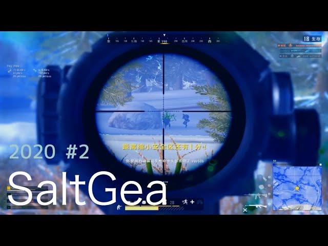 SaltGea PUBG Weekly Highlights #2 (January 2020)【Mildom】
