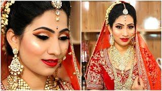 बिना ब्यूटी पार्लर Bridal Makeup कैसे करें - Step By Step Tutorial for Beginners | #Sale #Anaysa