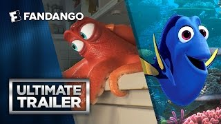 Finding Dory Ultimate 'Just Keep Swimming' Trailer (2016) HD