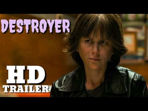 DESTROYER - Trailer #1 (2018)  | MOVIES TRAILER.