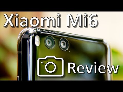 "Xiaomi Mi6 Camera Review - ""iPhone""-esque Dual Cameras!"