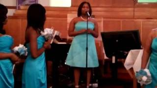 I believe in you and me cover by Whitney Houston
