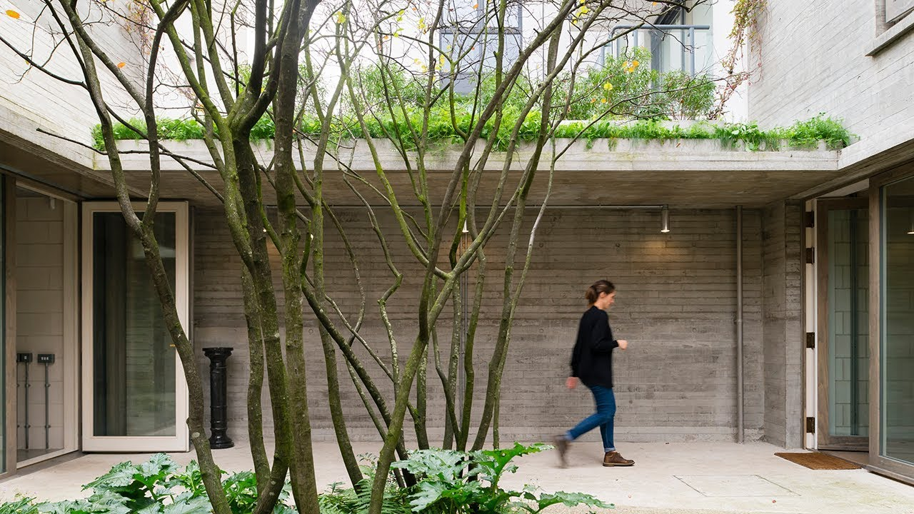 Riba stirling prize 2017 juergen teller studio by 6a architects