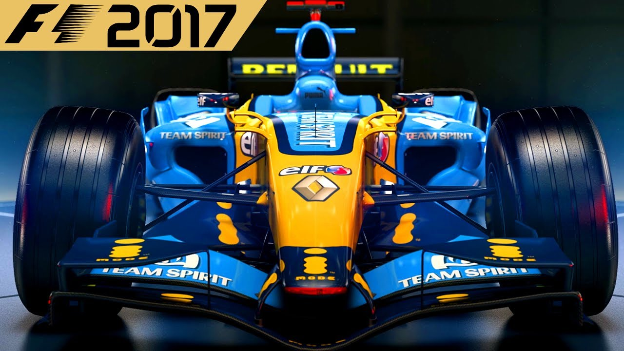 f1 2017 renault r26 classic car alonso wm 2006 formel. Black Bedroom Furniture Sets. Home Design Ideas