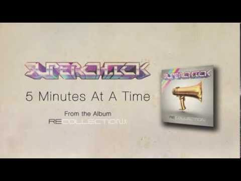 Superchick - Five Minutes At A Time (official song)