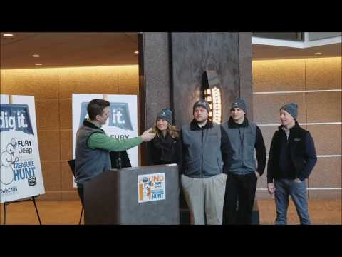 2018 Saint Paul Pioneer Press treasure Hunt Press Confrence