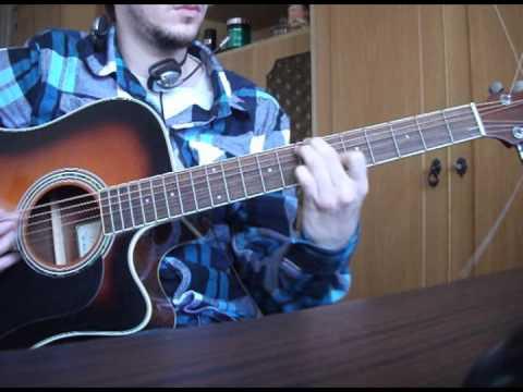Slipknot - Vermilion Pt. 2 guitar cover (Drop B) - YouTube