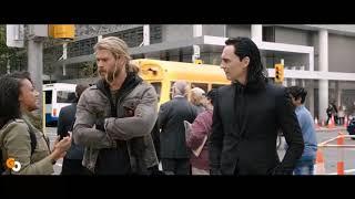 Thor Ragnarok   Thor ve Loki Odini Arıyor   HD