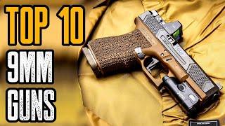Best Handgun Brands